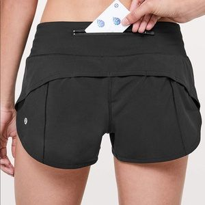 Lululemon Speed Run Shorts